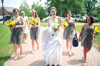 Dan and Caitlin - College of William and Mary Wedding