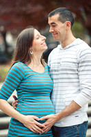 Justin and Mel - Maternity