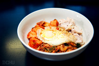 The Product: Bibimbap